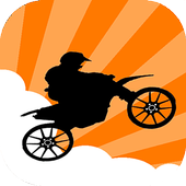 Happy Wheels Motobike 2 icon