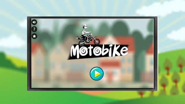Happy Wheels Motobike 2 poster