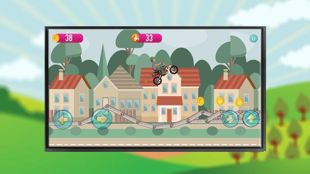 Happy Wheels Motobike 2 screenshot 3