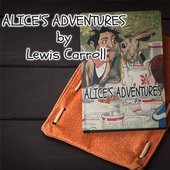 Alice's Adventures -Lewis Carroll (Original Novel) icon