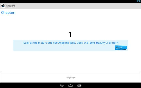 AmazeMe screenshot 4