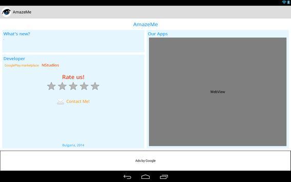 AmazeMe screenshot 6