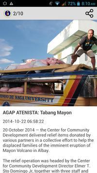 Ateneo de Naga University poster