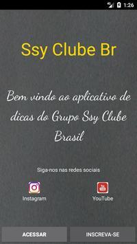 Ssy Clube Brasil poster