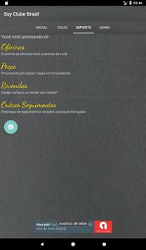 Ssy Clube Brasil screenshot 10