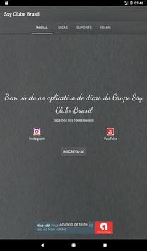 Ssy Clube Brasil screenshot 7