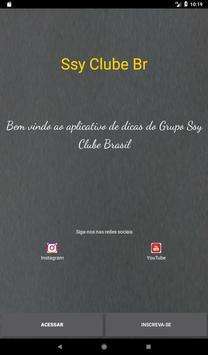 Ssy Clube Brasil apk screenshot