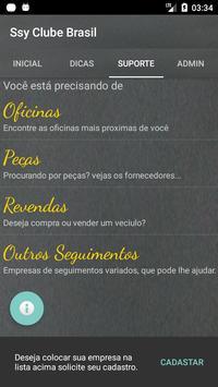 Ssy Clube Brasil screenshot 5