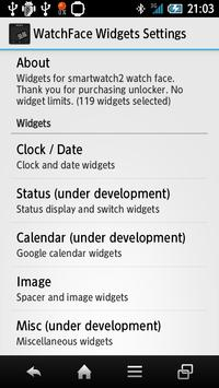 WatchFace Widgets SmartWatch2 for Android - APK Download
