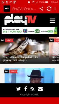Play TV Blog screenshot 2