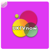 New UKTVnow guide/ Live Streaming icon