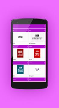 New UKTVnow guide/ Live Streaming poster