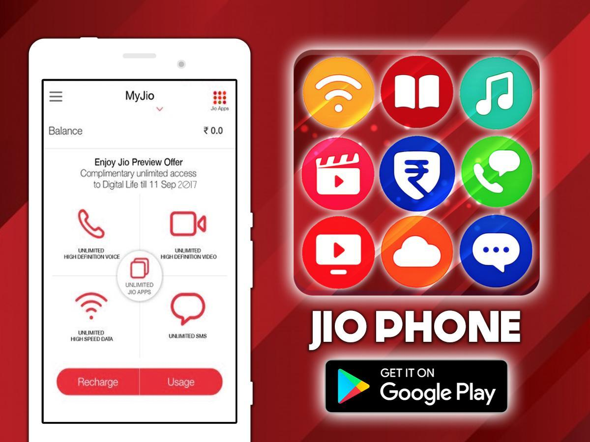 Book My Jio New Phone for Android - APK Download