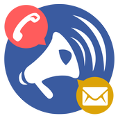 Speaking SMS & Call Announcer icon