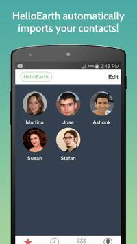 HelloEarth apk screenshot