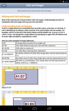 Mastering Excel 2010 screenshot 8