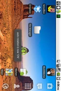 Rotaroid, Rotation Toggler apk screenshot