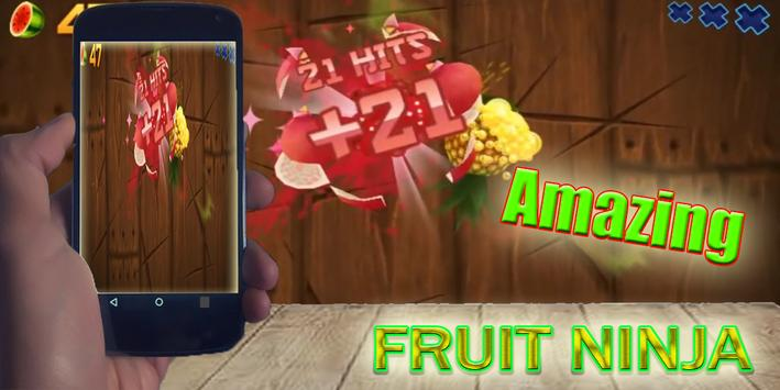 Tips Fruit Ninja screenshot 1