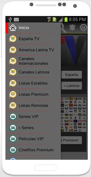 Free Iptv Lists With Search M3u 2019 For Android Apk Download