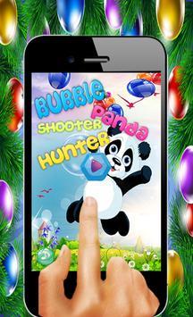Panda  Bubble Shooter Game. Blast, Shoot Free poster