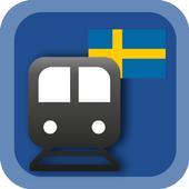 SWEDEN METRO icon