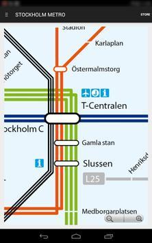 SWEDEN METRO screenshot 2