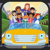 Ms Frizzle : School Bus Rides icon