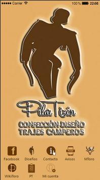 Pilar Tizon poster