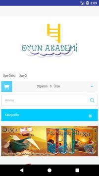 Oyunakademi.net poster
