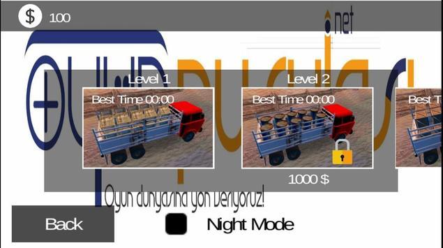 Fast Truck Driver screenshot 4