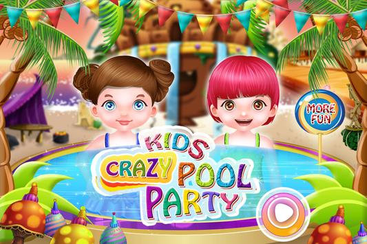 crazy kids pool party apk download free casual game for android