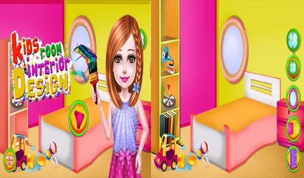 Kids Room Interior Designer apk screenshot