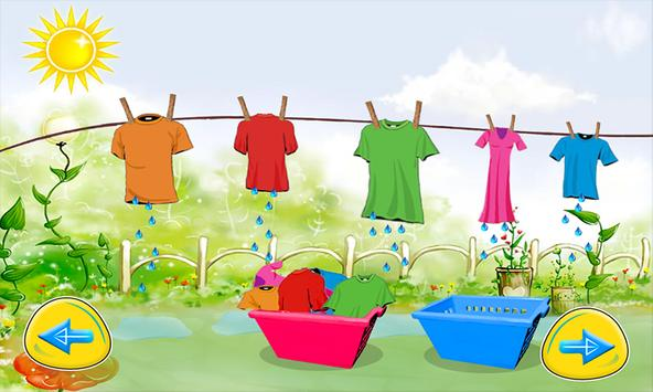 Ironing dresses girls games screenshot 10