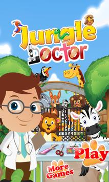 Jungle Doctor poster