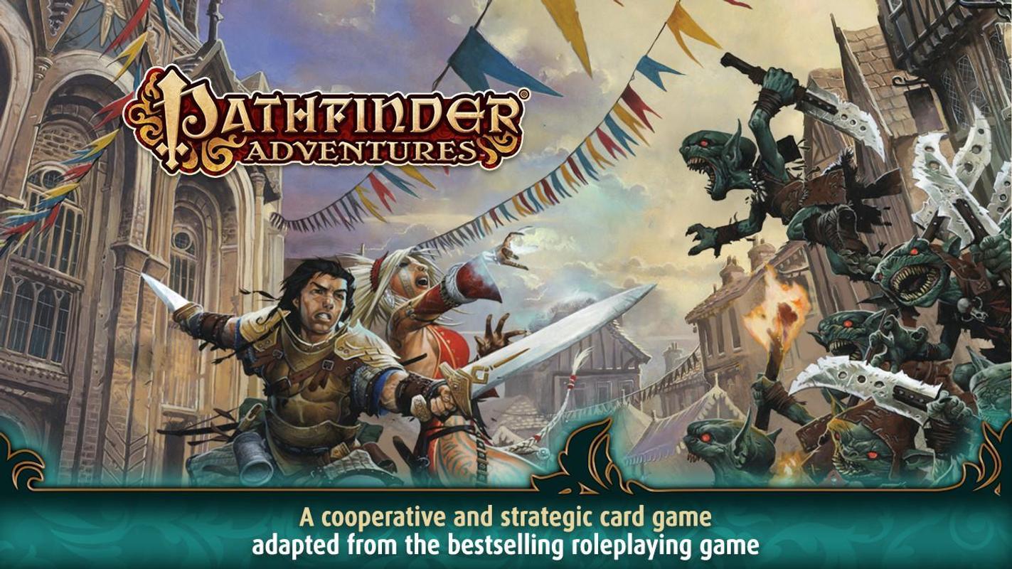 Pathfinder Adventures poster