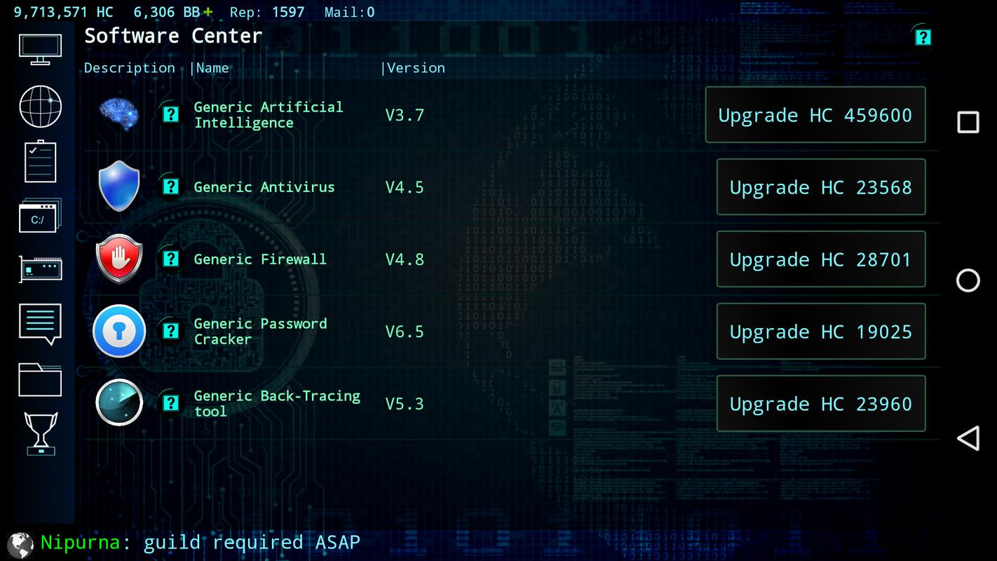Hackers - Hacking Simulator APK Download - Free Simulation