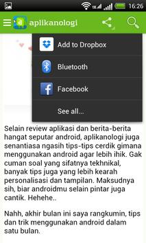 Aplikanologi apk screenshot