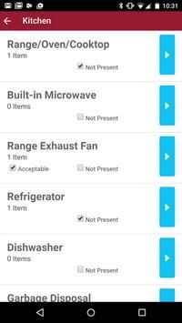 Mechanical Inspections apk screenshot