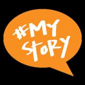 #MyStory icon