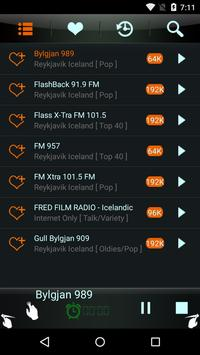 Icelandic Radio apk screenshot