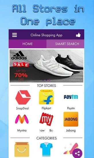 Online Shopping Apps for Android - APK Download