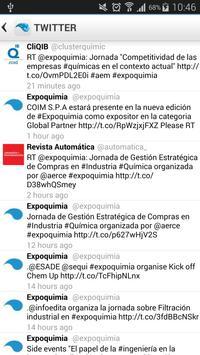 Expoquimia apk screenshot