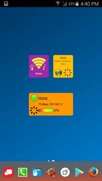 Wifi Shortcuts+ poster