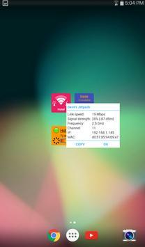 Wifi Shortcuts+ apk screenshot
