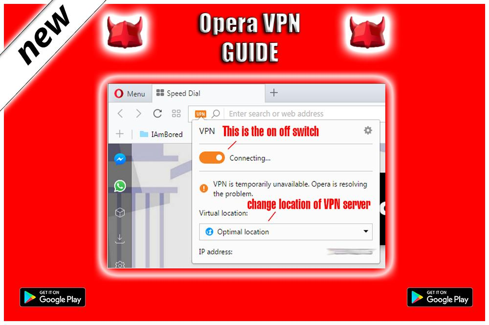 Add Opera Vpn To Browser Opera Mini Guide for Android - APK Download