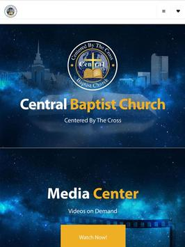 Central Baptist Church screenshot 3