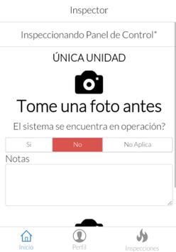 Inspector apk screenshot