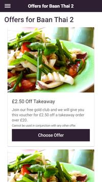 Baan Thai 2 Take Away and Eat In in Burgess Hill screenshot 3
