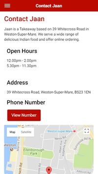 Jaan Indian Takeaway in Weston-Super-Mare screenshot 4