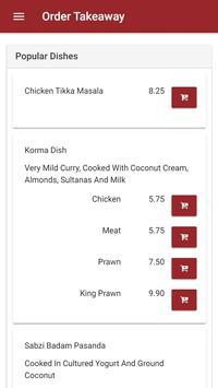 Kasturi Indian Restaurant in Leytonstone screenshot 2